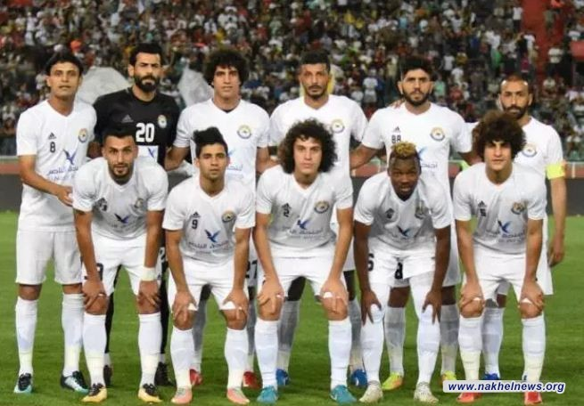 الزوراء يتعادل بثلاثية مع نفط ميسان للدوري العراقي الممتاز لكرة القدم