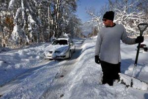 وفاة 21 شخصا بسبب انخفاض درجات الحرارة بأمريكا